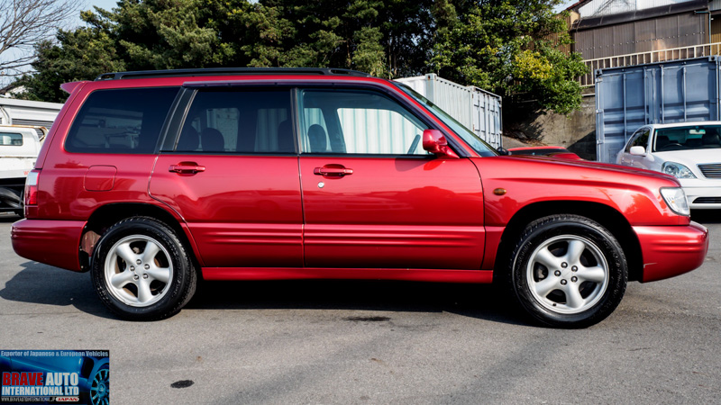 Forester Sf5 S Tb
